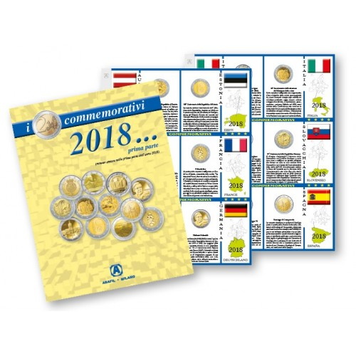 Abafil Fogli 2€ Comm. 2018 - 1° Parte