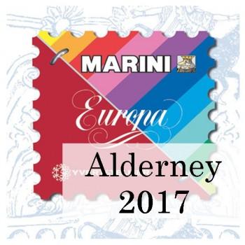Fogli Marini Alderney 2017