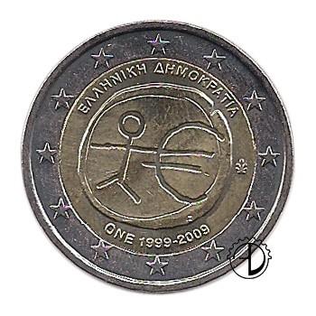Grecia - 2009 - 2€ EMU