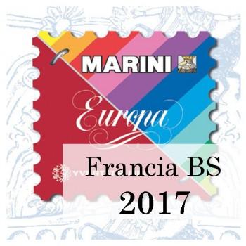 Fogli Marini Francia 2017 Blocs Souvenir