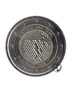 Slovenia - 2018 - 2€ Api