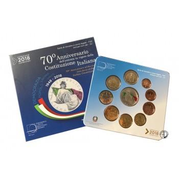 Divisionale Italia 2018 - 10 valori