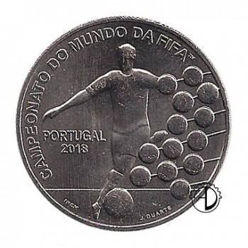 Portogallo - 2018 - 2,50€ Mondiali di Calcio