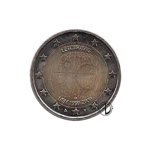 Lussemburgo - 2009 - 2€ EMU