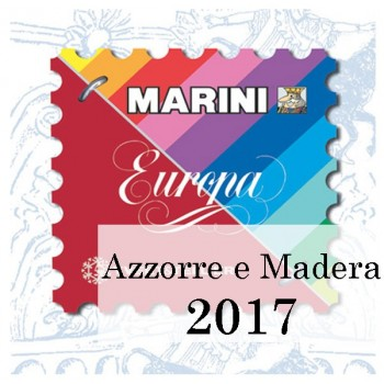 Fogli Marini Azzorre e Madera 2017