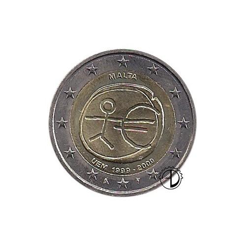 Malta - 2009 - 2€ EMU