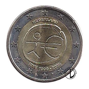 Olanda - 2009 - 2€ EMU