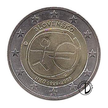 Slovacchia - 2009 - 2€ EMU