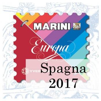 Fogli Marini Spagna 2017