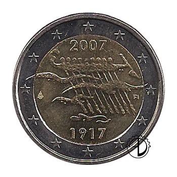 Finlandia - 2007 - 2€ Indipendenza