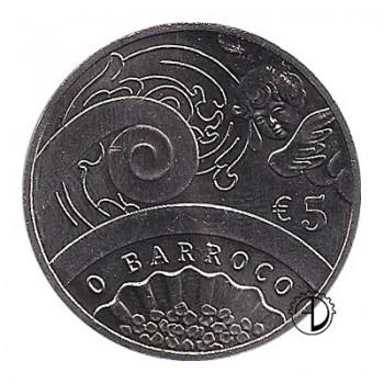 Portogallo - 2018 - 5€ Il Barocco