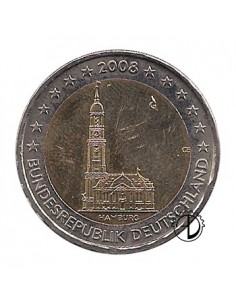 Germania - 2008 - 2€ Chiesa di San Michele