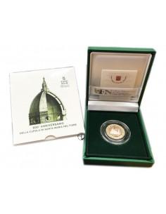 Vaticano - 2018 - 5€ Cupola Santa Maria PROOF