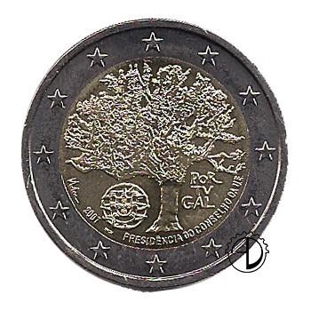 Portogallo - 2007 - 2€ Presidenza Consiglio Europeo