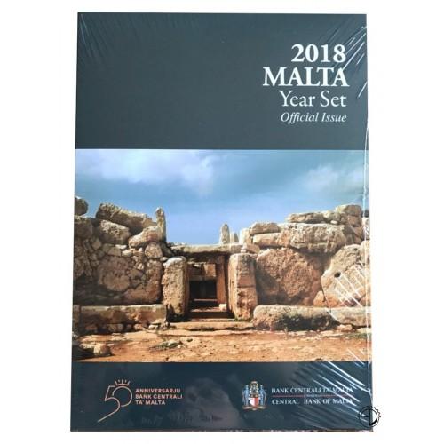 Malta - 2018 - Divisionale