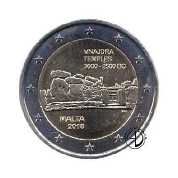 Malta - 2018 - 2€ Menaidra