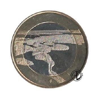 Finlandia - 2018 - 5€ Cima di Punkaharju