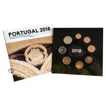 Portogallo - 2018 - Divisionale BU