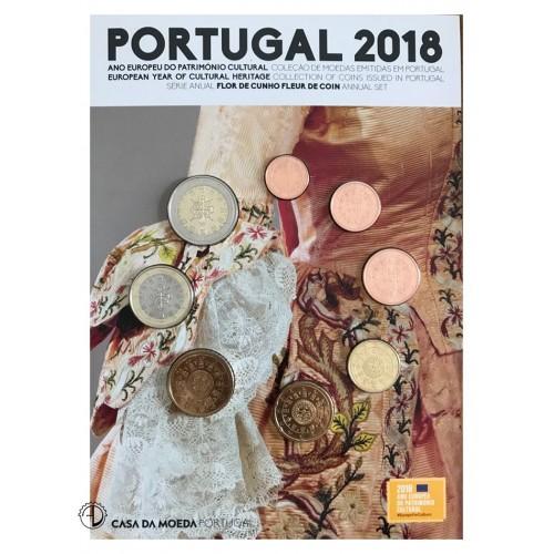Portogallo - 2018 - Divisionale FDC