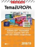 Catalogo Unificato Tema Europa 2018/19
