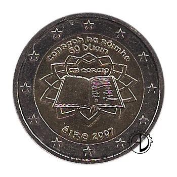 Irlanda - 2007 - 2€ Trattato di Roma