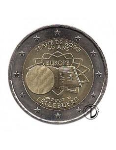 Lussemburgo - 2007 - 2€ Trattato di Roma