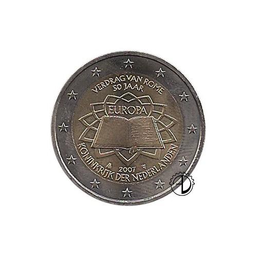 Olanda - 2007 - 2€ Trattato di Roma