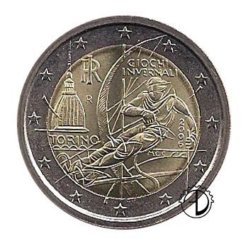 Italia - 2006 - 2€ Giochi Olimpici Invernali