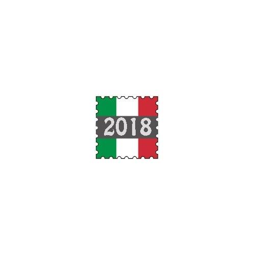Francobolli Italia - Annata 2018