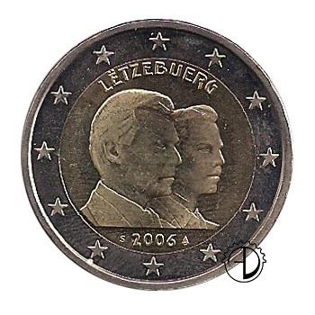 Lussemburgo - 2006 - 2€ Granduca Guglielmo