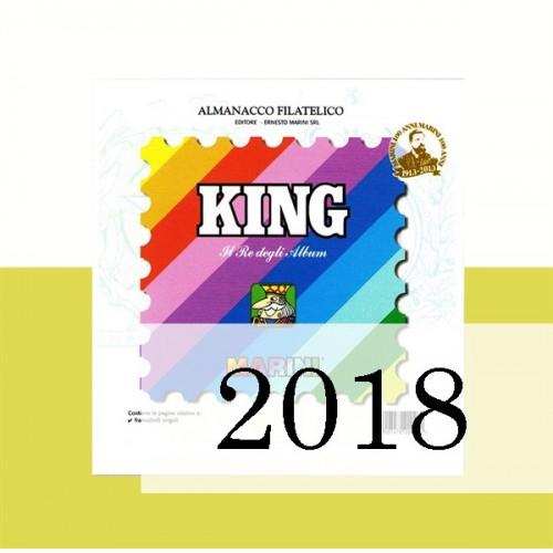 Fogli Vaticano 2018 - King