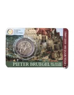 Belgio - 2019 - 2€ Bruegel (v. olandese)