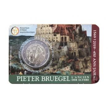 Belgio - 2019 - 2€ Bruegel (v. francese)
