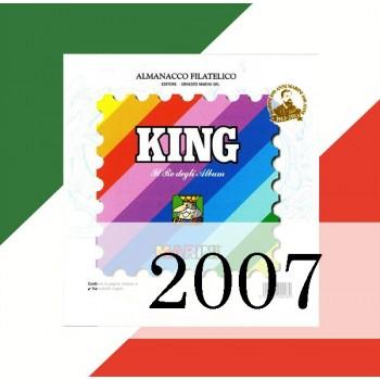 Fogli Italia 2007 - King