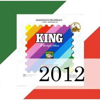 Fogli Italia 2012 - King