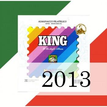 Fogli Italia 2013 - King