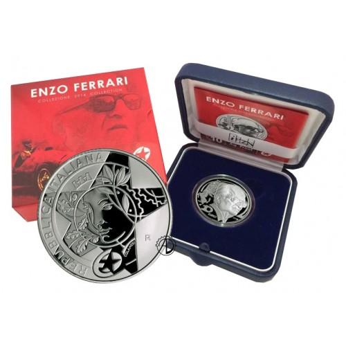 Italia - 2016 - 10€ Ferrari PROOF