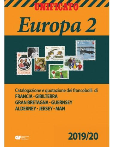 """Catalogo Unificato """"Europa 2"""" 2019/20"""