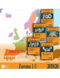 "Catalogo Unificato ""Europa 1-5"" 2019/20"
