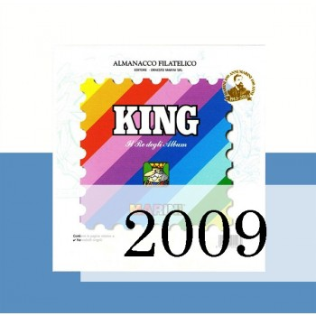 Fogli San Marino 2009 - King