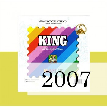 Fogli Vaticano 2007 - King