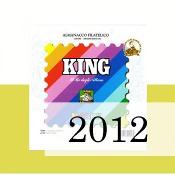 Fogli Vaticano 2012 - King