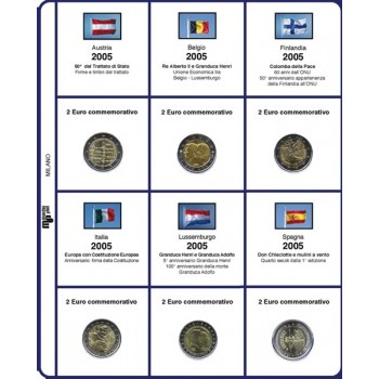 MasterPhil Fogli 2€ comm. 2005