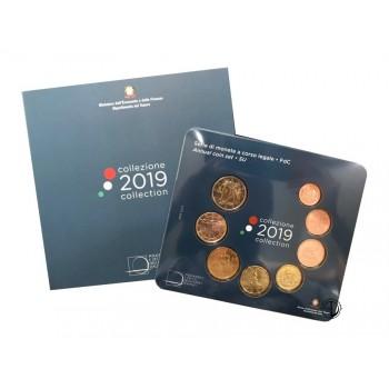 Divisionale Italia 2019 - 9 valori