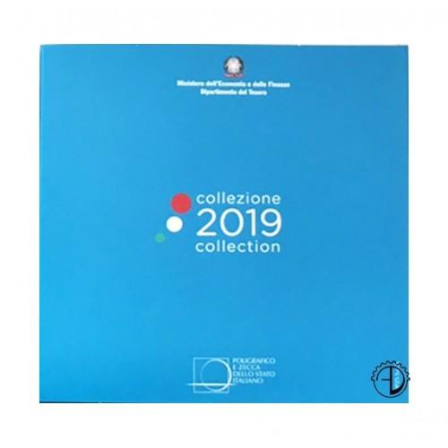 Divisionale Italia 2019 Azzurra - 8 valori