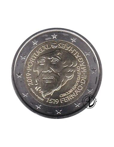 Portogallo - 2019 - 2€ Magellano