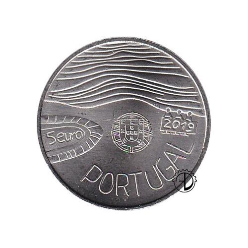 Portogallo - 2019 - 5€ Omar Salva