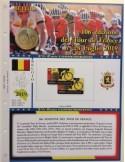Abafil Foglio 2,5€ 2019 Belgio Tour de France