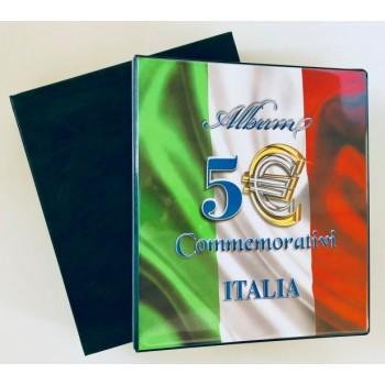 Abafil Italia 5€ Comm. SOLO Cartella