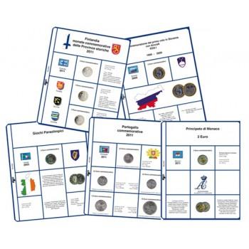 MasterPhil Fogli 2,5 - 7,5 - 10 € Portogallo 2012